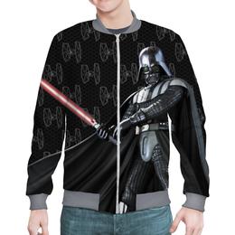 """Бомбер """"Star Wars - Darth Vader"""" - космос, фантастика, звездные войны, дарт вейдер, звезда смерти"""