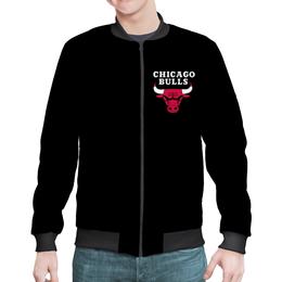 "Бомбер ""Чикаго Буллз"" - chicago bulls, чикаго буллз"