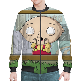"""Бомбер """"Stewie Griffin"""" - сериалы, приколы, мульт, stewie griffin"""
