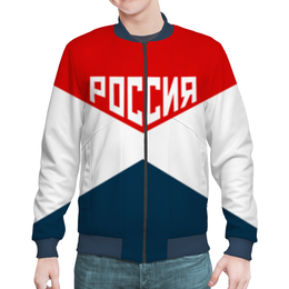 "Бомбер ""Россия"" - спорт, ссср, олимпиада, россия"