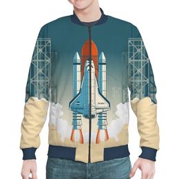 "Бомбер ""Покорение космоса"" - космос, наука, астрономия, the spaceway"