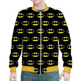 """Бомбер """"Batman """" - комиксы, бэтмен, фэнтези"""