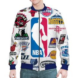 "Бомбер ""NBA. Национальная баскетбольная ассоциация"" - баскетбол, nba"
