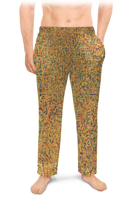 Мужские пижамные штаны Printio Сандал пижамные комплекты