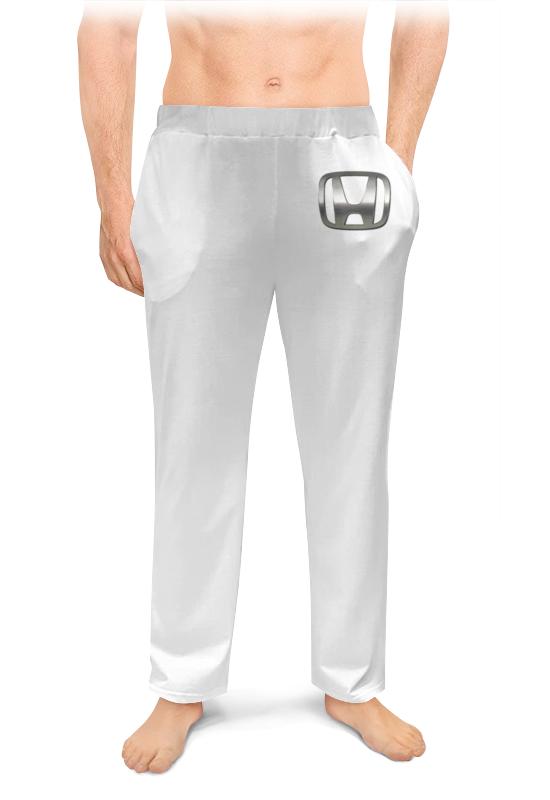 Printio Honda зауженные штаны мужские фото
