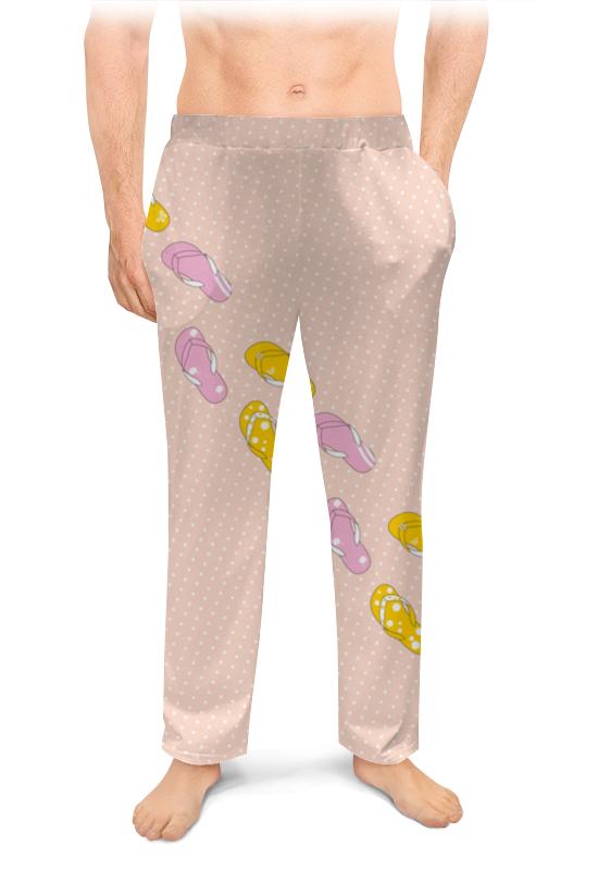 Мужские пижамные штаны Printio Сланцы