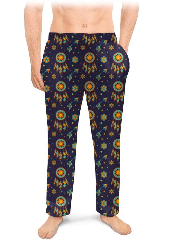 Мужские пижамные штаны Printio Ловец снов пижамные комплекты