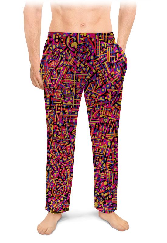 Мужские пижамные штаны Printio Карамель. пижамные комплекты