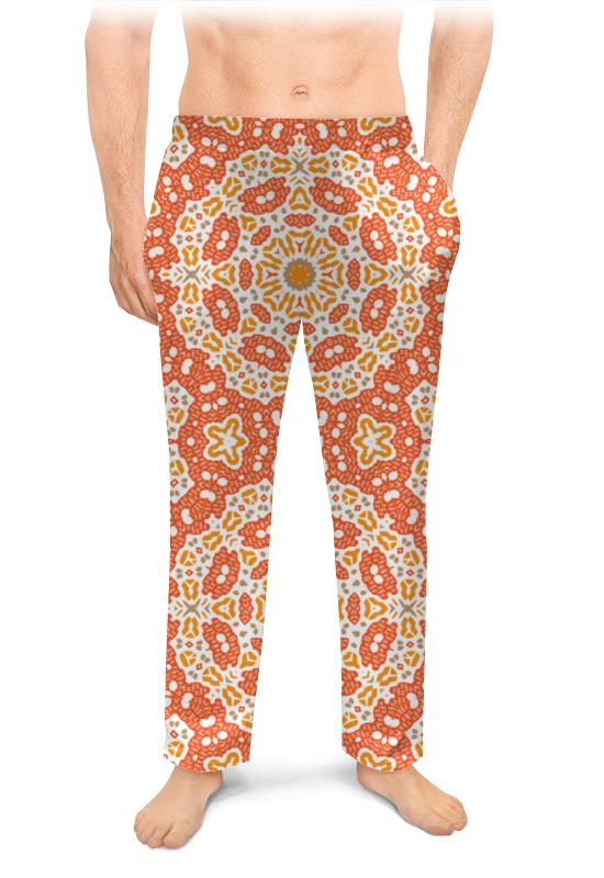 Мужские пижамные штаны Printio Нежный. пижамные комплекты