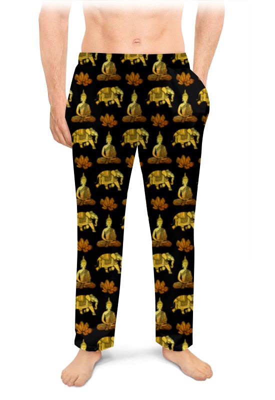 Мужские пижамные штаны Printio Тайский узор