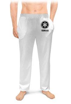 """Мужские пижамные штаны """"YAMAHA"""" - авто, машина, мото, yamaha, ямаха"""