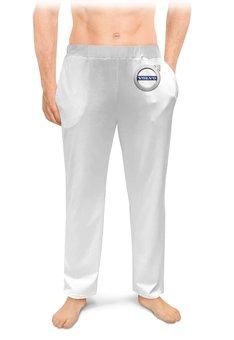 "Мужские пижамные штаны ""VOLVO "" - авто, машина, мото, volvo, вольво"