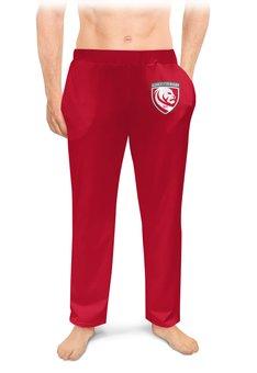 """Мужские пижамные штаны """"Глостер регби"""" - спорт, регби, англия, регби стиль"""