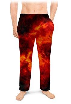 """Мужские пижамные штаны """"К звездам!"""" - звезды, космос, наука, астрономия, the spaceway"""