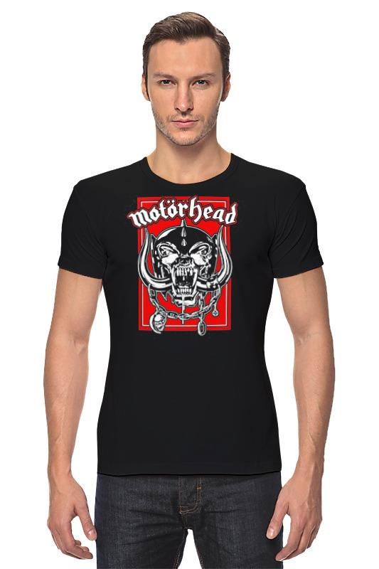 Футболка Стрэйч Printio Motorhead футболка стрэйч printio motorhead band