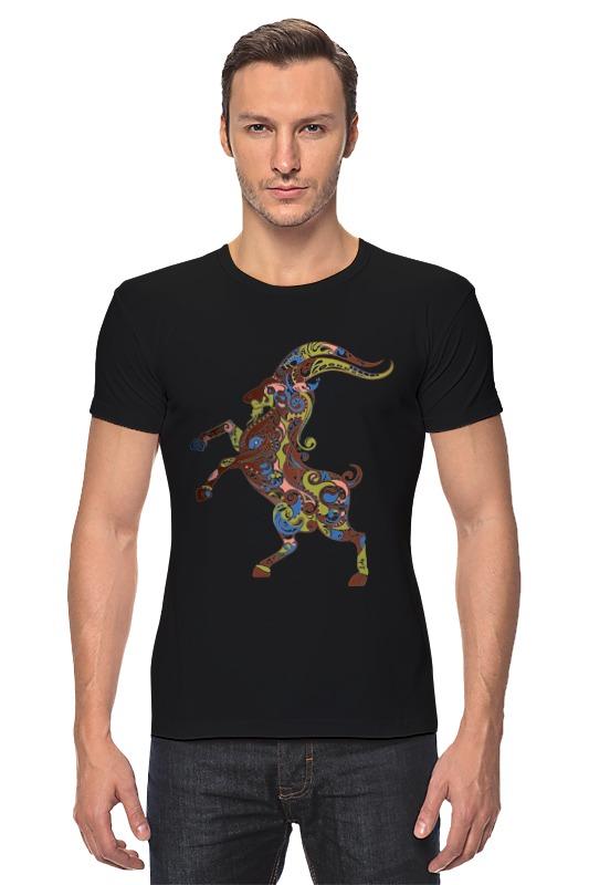 Футболка Стрэйч Printio Козел футболка wearcraft premium printio козел