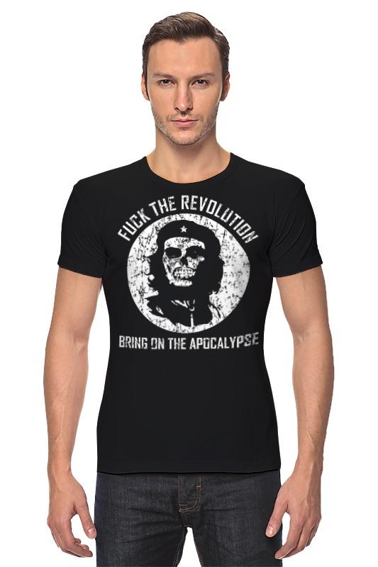 Футболка Стрэйч Printio Che guevara skull футболка стрэйч printio che guevara skull