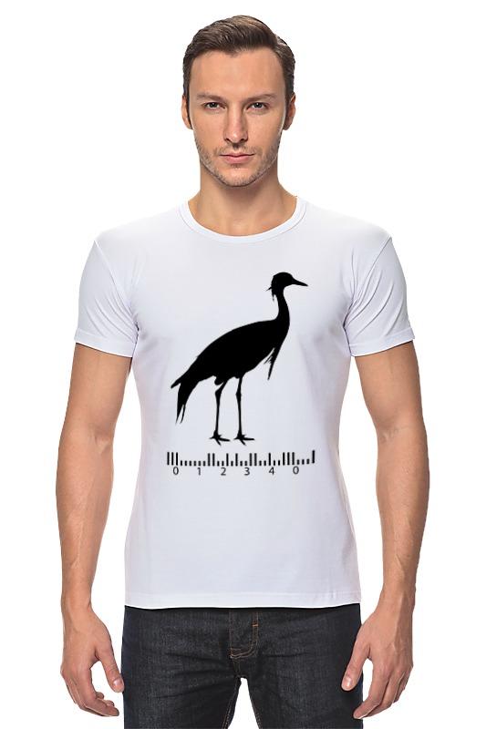 Футболка Стрэйч Printio bird fashionable bird