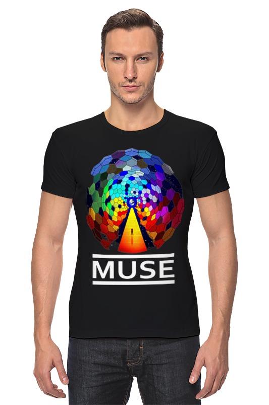 Футболка Стрэйч Printio Muse! resistance футболка стрэйч printio muse