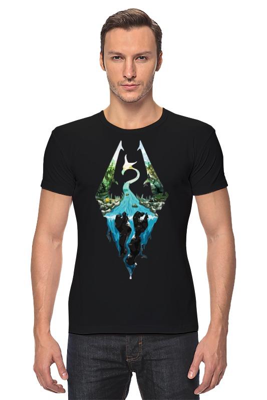 Футболка Стрэйч Printio Skyrim футболка стрэйч printio 62 2% в саратове