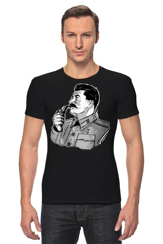 Футболка Стрэйч Printio Сталин сталин биография вождя