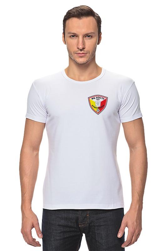 Футболка Стрэйч Printio Фк носта новотроицк футболка стрэйч printio футбольный клуб ска ростов на дону