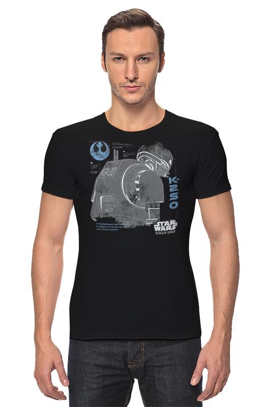 Футболка Стрэйч Printio Дроид k-2so футболка wearcraft premium printio дроид k 2so