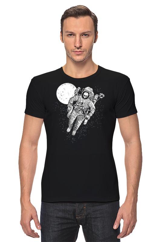Футболка Стрэйч Printio Dead space как костюмы в dead space 3