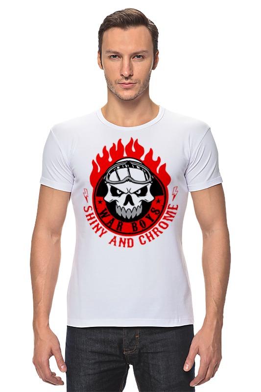 Футболка Стрэйч Printio War boys (mad max) футболка стрэйч printio war boys mad max