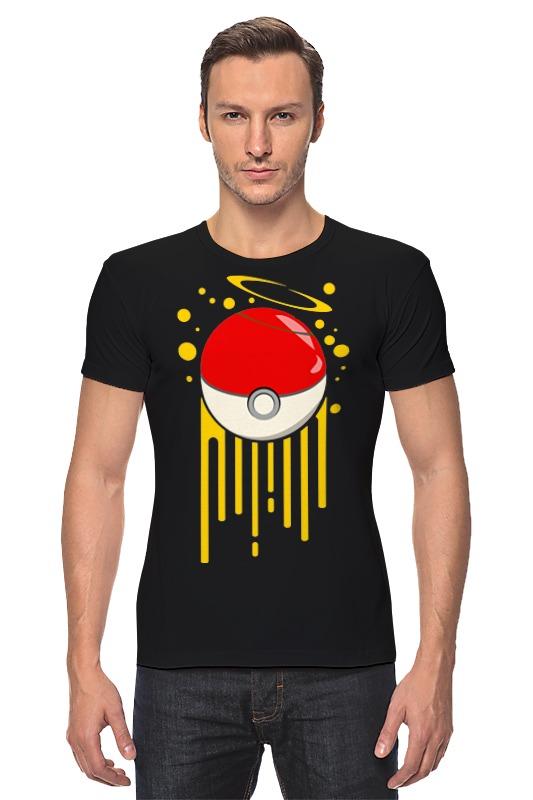 Футболка Стрэйч Printio Покемон (pokemon) футболка стрэйч printio моряк попай