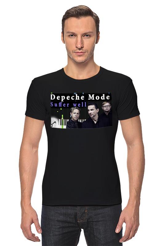 Футболка Стрэйч Printio Depeche mode мактир д продажи секреты успеха пер с англ