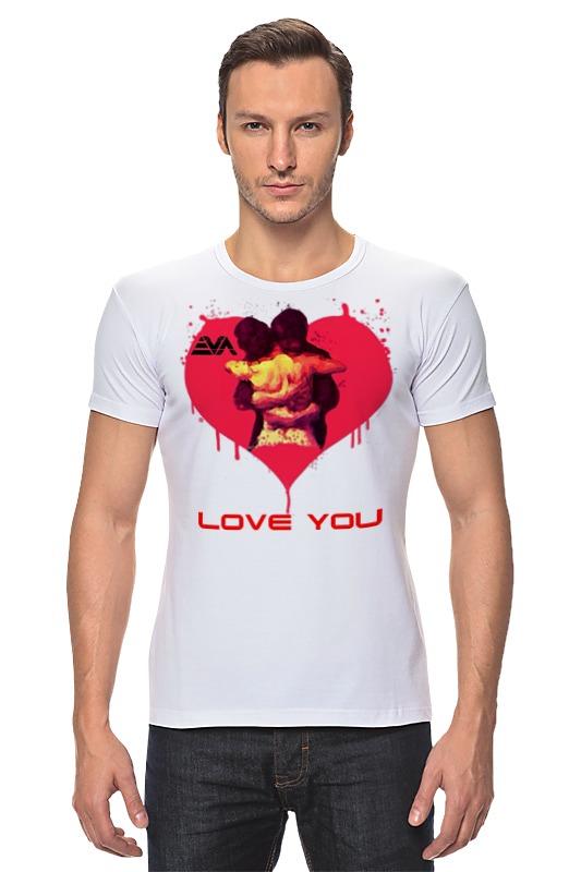 Футболка Стрэйч Printio Love you футболка стрэйч printio i love you beary much