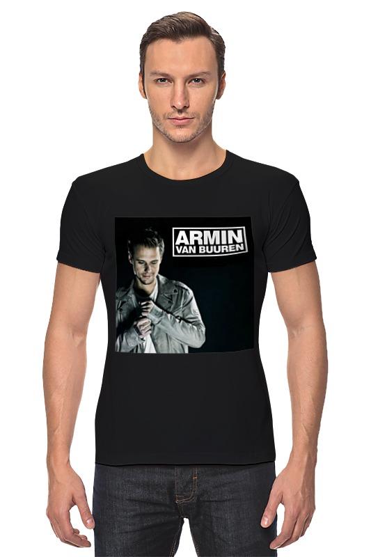 Футболка Стрэйч Printio Armin van buuren билеты armin van buuren спб