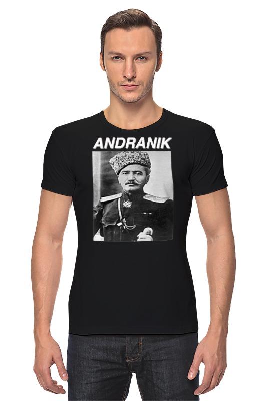 Футболка Стрэйч Printio Полководец андраник полководец