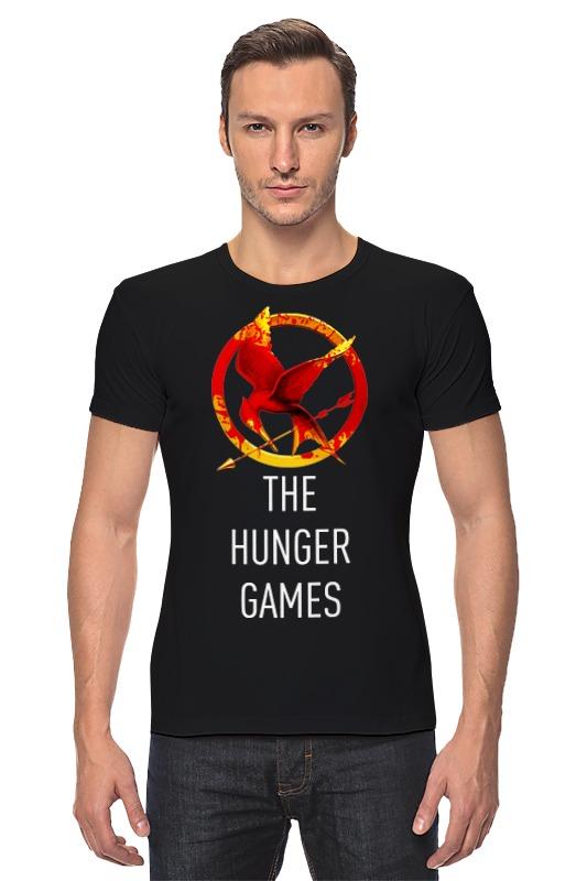 Футболка Стрэйч Printio Голодные игры (the hunger games) the hunger games catching fire