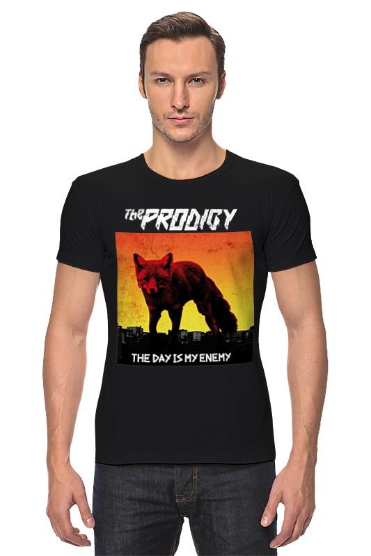 все цены на Футболка Стрэйч Printio The prodigy онлайн