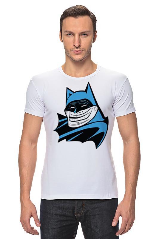 Футболка Стрэйч Printio Бэтмен (batman) футболка стрэйч printio моряк попай