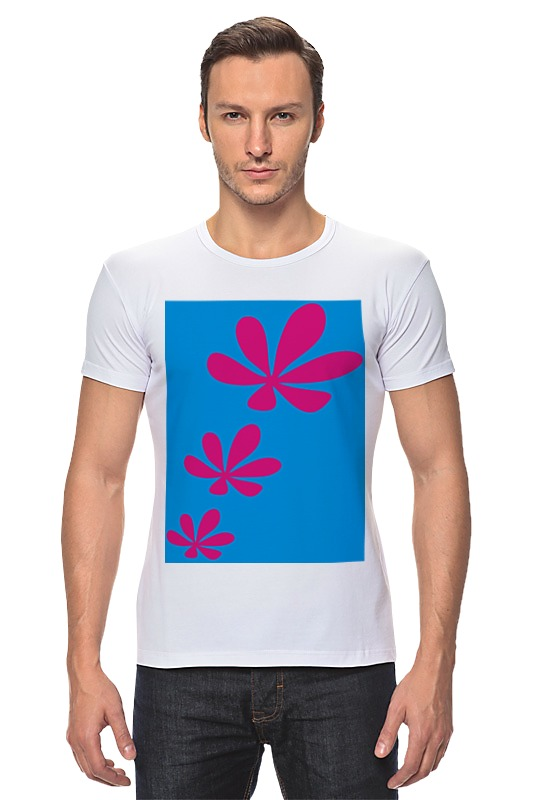 Футболка Стрэйч Printio Розовая лилия футболка стрэйч printio розовая пантера