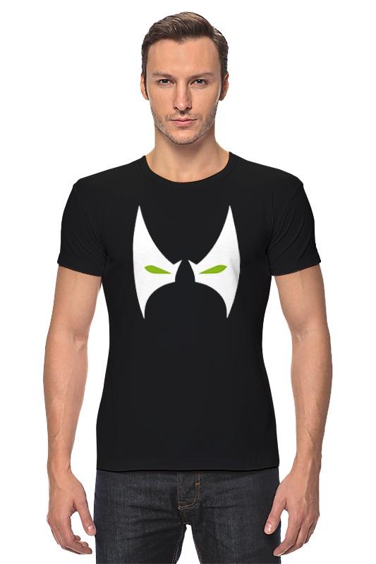 Футболка Стрэйч Printio Спаун (spawn) футболка с полной запечаткой printio спаун spawn