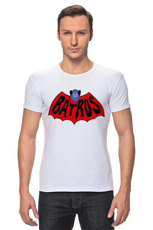 Футболка Стрэйч Printio Батрос (хи-мен) футболка wearcraft premium slim fit printio батрос хи мен