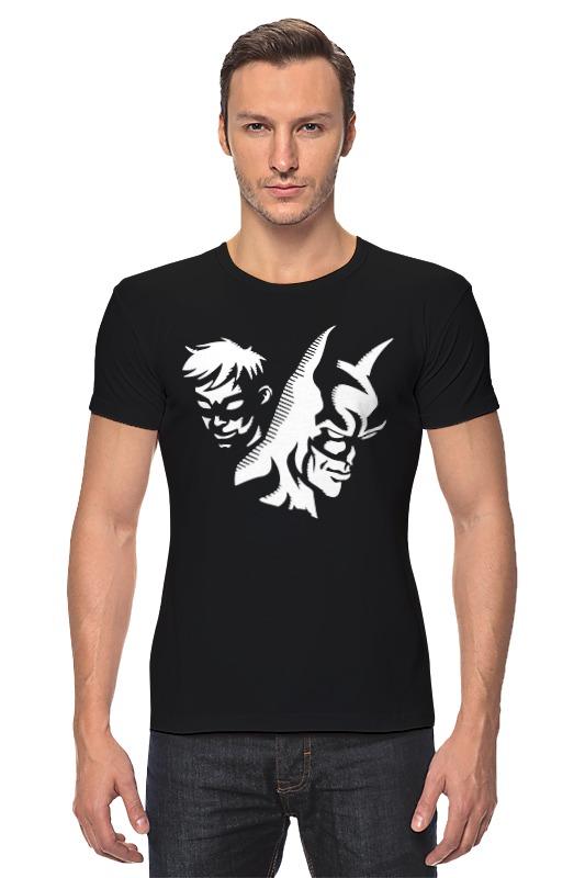 Футболка Стрэйч Printio Batman x robin футболка стрэйч printio ice king x batman