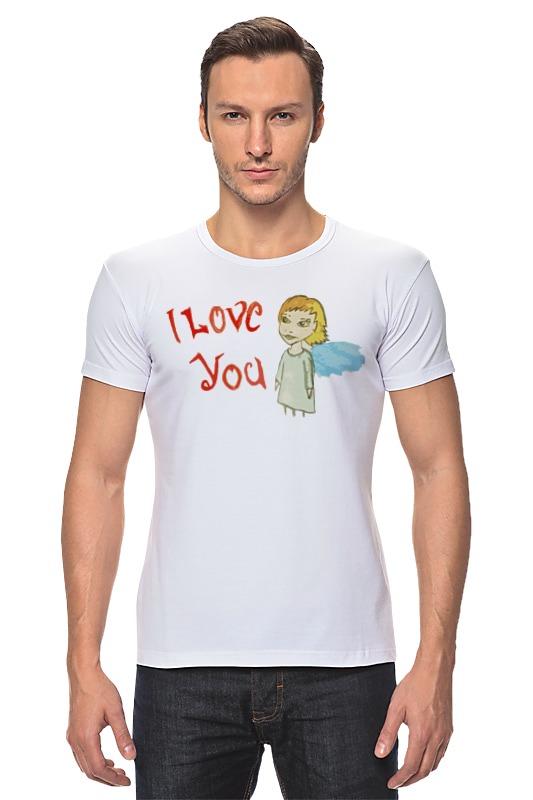 Футболка Стрэйч Printio I love you футболка стрэйч printio i love you beary much