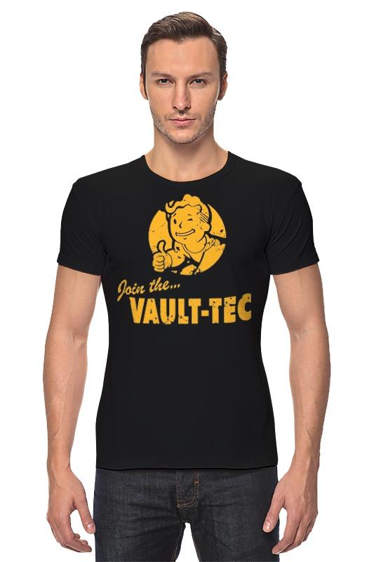 Футболка Стрэйч Printio Fallout футболка стрэйч printio 62 2% в саратове
