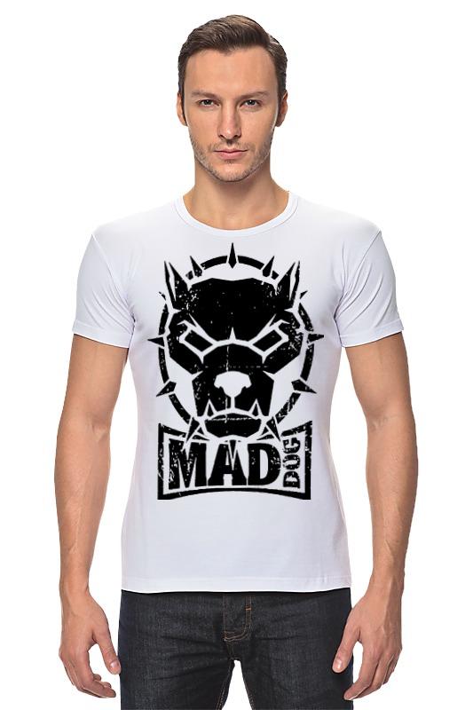 Футболка Стрэйч Printio Mad dog футболка стрэйч printio mad dog