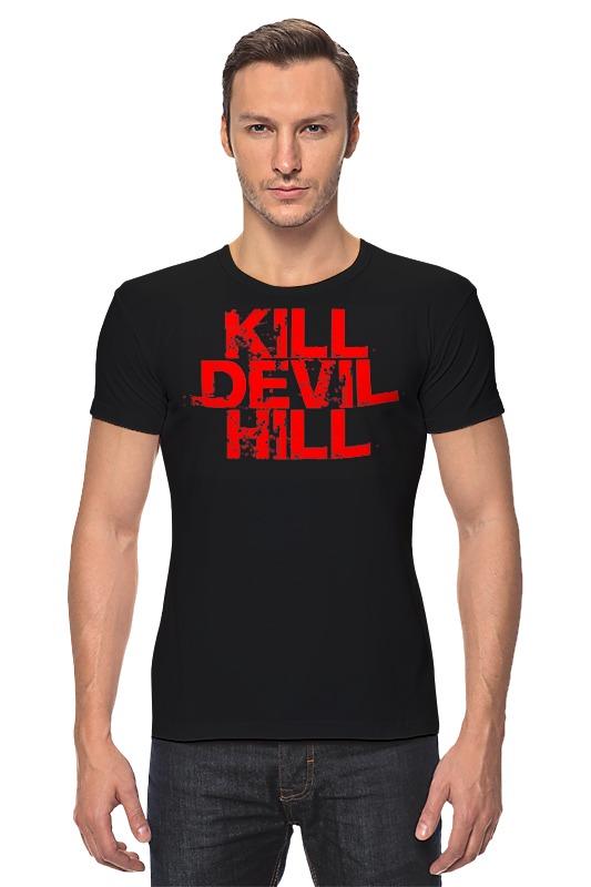 Футболка Стрэйч Printio Убить дьявола пришествие дьявола
