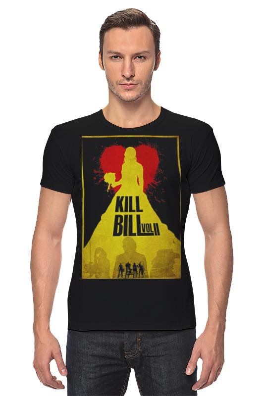 Футболка Стрэйч Printio Kill bill 2 футболка для беременных printio убить билла