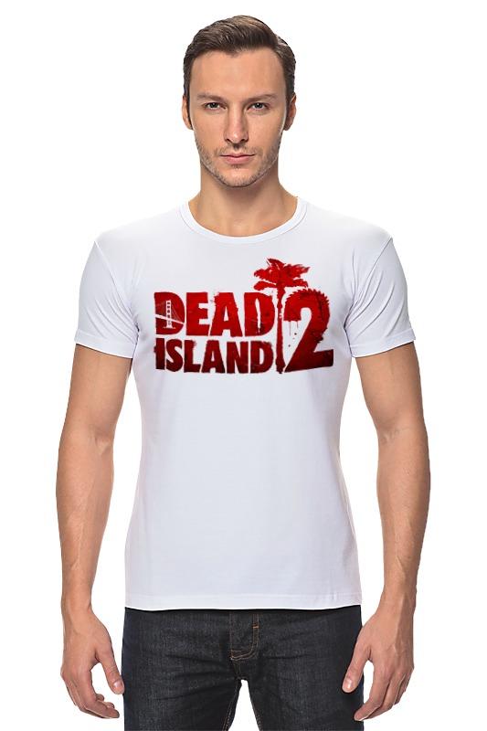 Футболка Стрэйч Printio Dead island 2 dead island blood edition