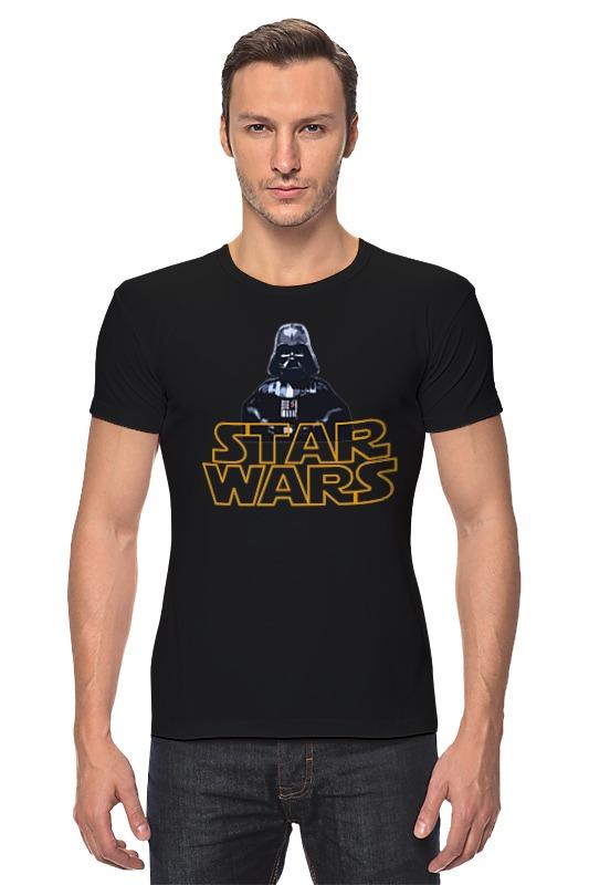 Футболка Стрэйч Printio Star wars. darth vader футболка стрэйч printio darth vader star wars