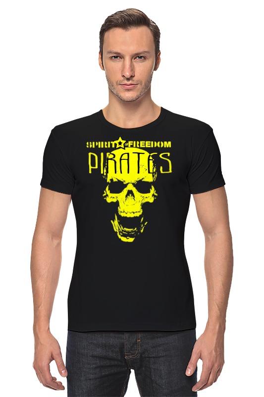 Футболка Стрэйч Printio Pirates.spirit of freedom ! футболка стрэйч printio pirates spirit of freedom