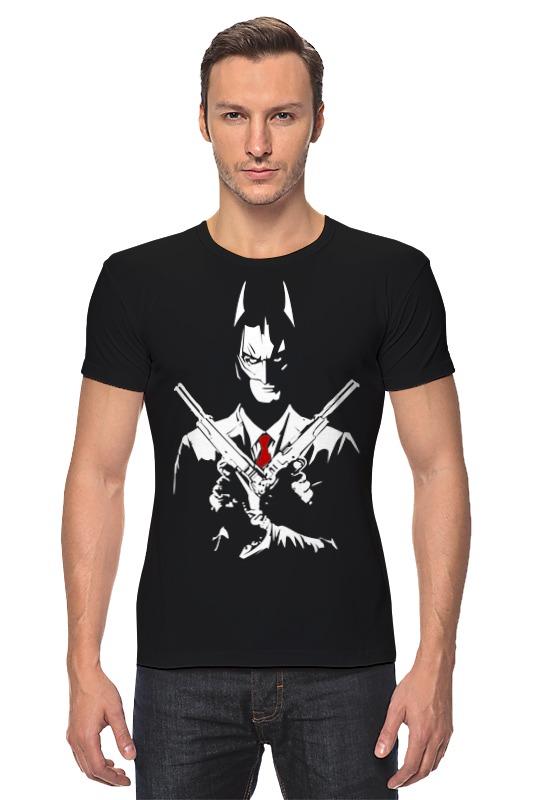 Футболка Стрэйч Printio Batman x hitman футболка стрэйч printio ice king x batman